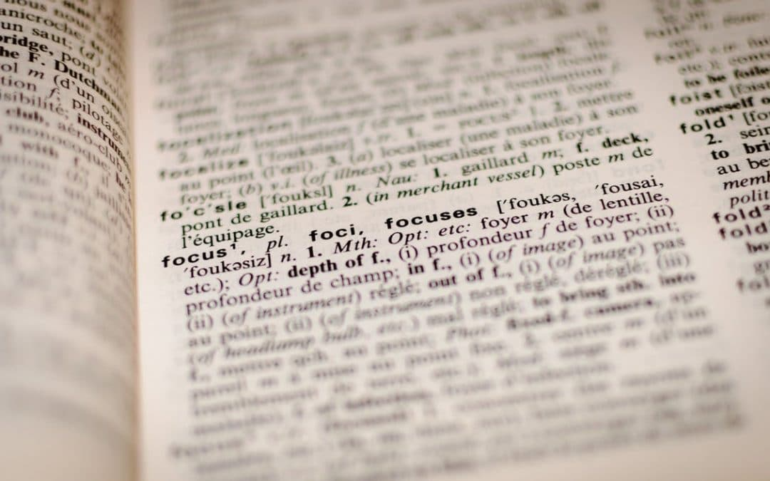 Glossary of Terms for an Effective Content Strategy