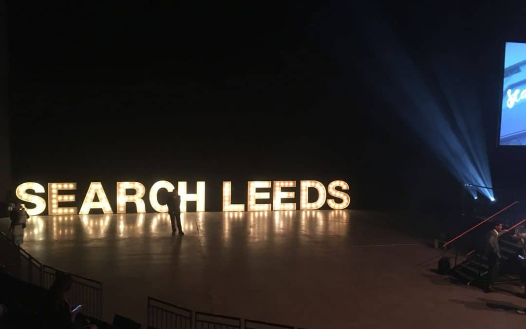 Three Key Takeaways from Search Leeds 2018