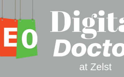 Solve your Digital Problems with the Zelst Digital Doctor