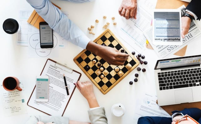 Business Strategy and Chess