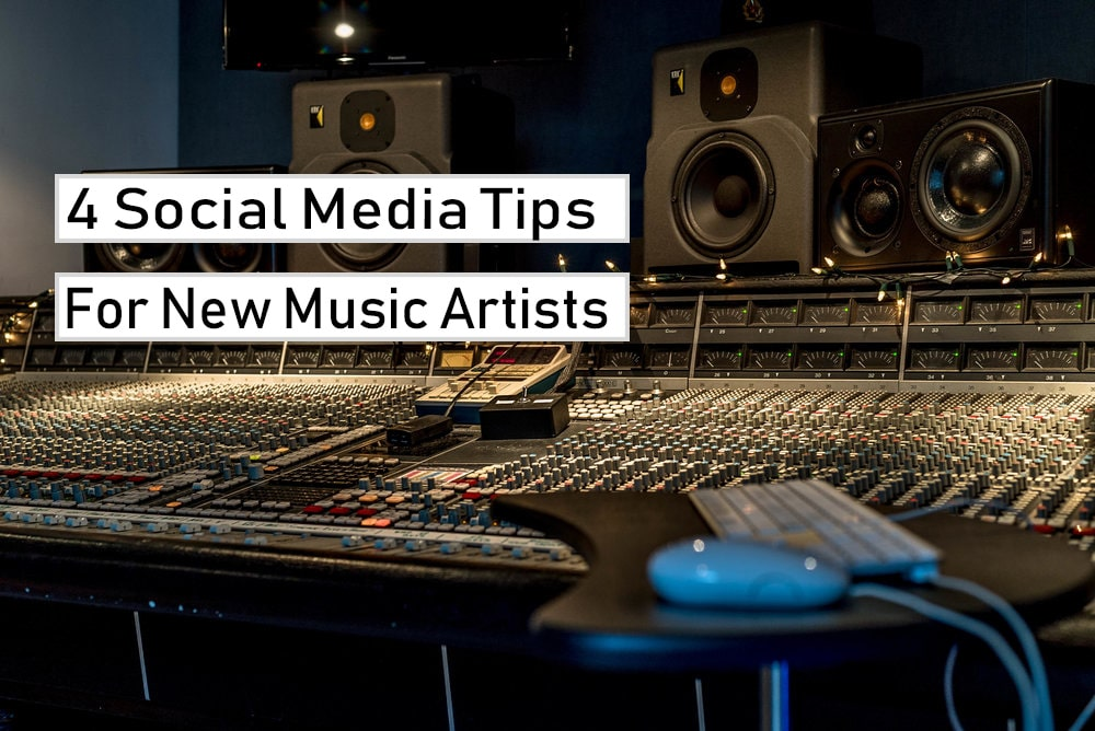 How to Promote Music Through Social Media Music Marketing