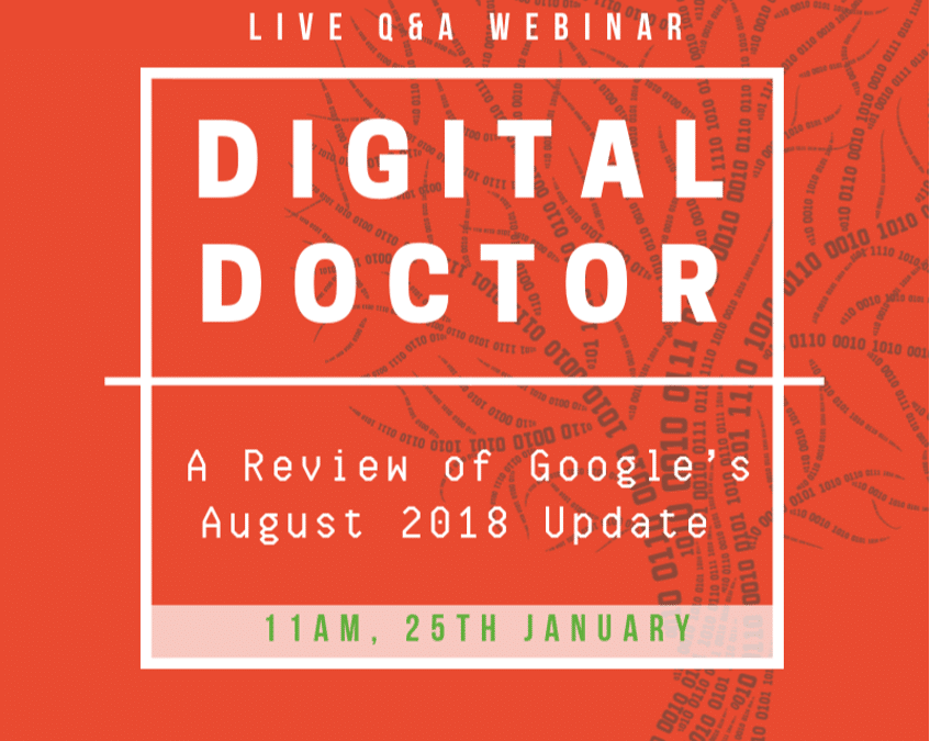 The Google Medic Update, 5 Months on: the Digital Doctor Returns