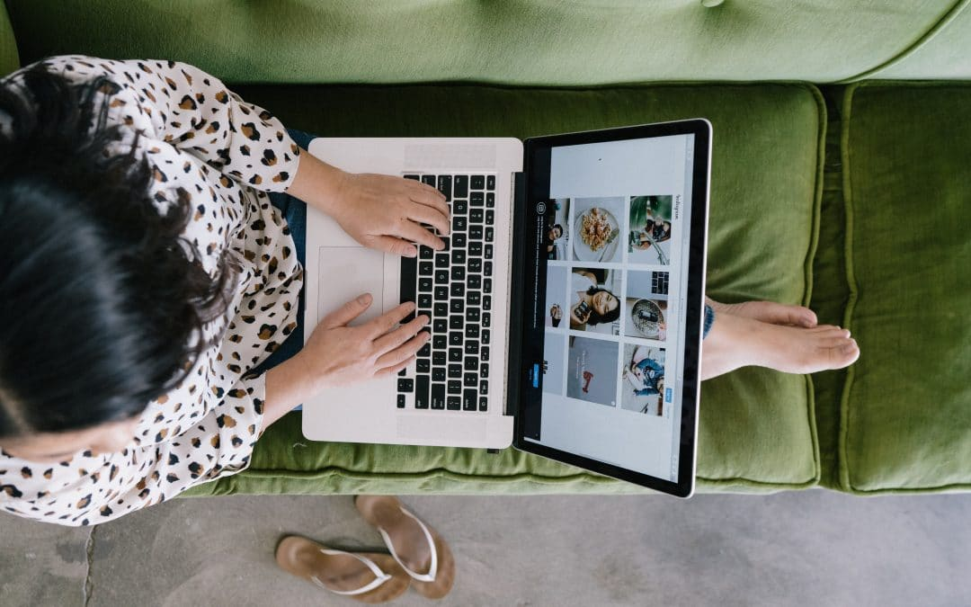 9 Working From Home Tips from a Temporarily Remote Digital Marketing Agency