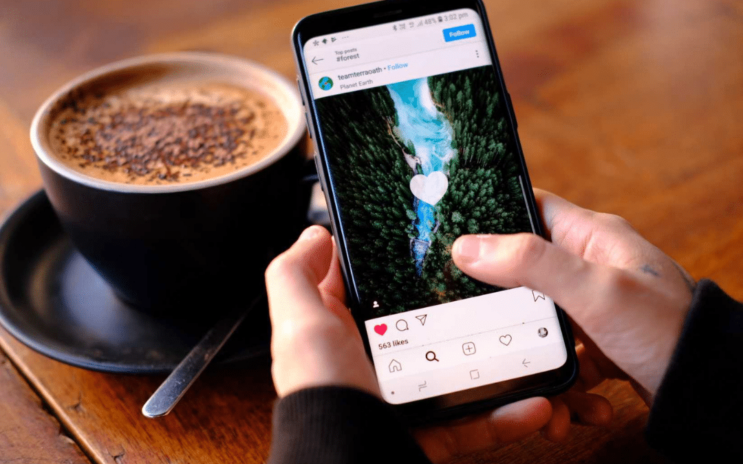 How to Improve Your Business' Instagram Accessibility for Visually Impaired Users